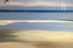 99 Knortegæs over Vadehavet
